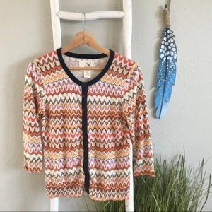 Anthropologie | Tabitha Frequencies Cardigan